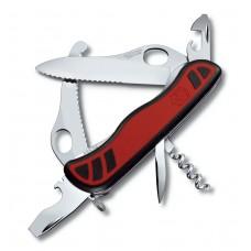 Нож Victorinox Dual Pro OneHand 0.8371.MWC черный/красный