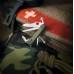 Нож Victorinox Military OneHand 0.8461.MWCH зелено-черный