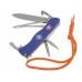 Нож Victorinox Helmsman 0.8993.2WS голубой со шнурком