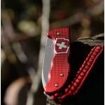 Невероятный красный Hunter Pro Alox от Victorinox