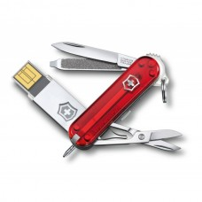 Нож Victorinox@work USB 32GB 4.6125.TG32B