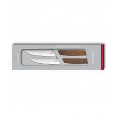Набор из 2 ножей Victorinox Swiss Modern Steak Knife Set 6.9000.12WG в подарочной упаковке