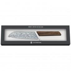 Кухонний ніж Victorinox Swiss Modern Santoku Damast Limited Edition 2020 6.9050.17J20