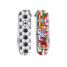 "Нож Victorinox Classic LE 2020 ""World Of Soccer"" 0.6223.L2007"