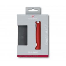 Набор из 2 предметов Victorinox Swiss Classic Foldable Paring Knife and Epicurean Cutting Board Set 6.7191.F1