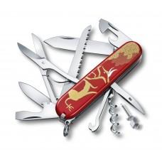 Нож Victorinox Huntsman Year of the Ox 2021 1.3714.E10