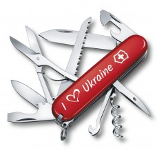 Ніж Victorinox Huntsman Ukraine 1.3713.R30