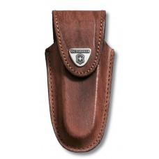 Чехол для ножа Victorinox 4.0537 коричневый узкий