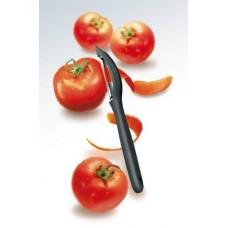 Нож для чистки овощей универсальный Victorinox 7.6075 черный