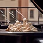 Барбекю-рецепти від шефа - Рибний шашличок у маринаді з кокосу та лемонграсу