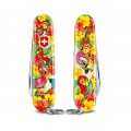 Нож Victorinox My First Victorinox Children Sets, Animal Edition 0.2373.E3