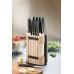 Набор из 11 предметов Victorinox Swiss Classic Cutlery Block 6.7153.11