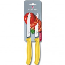Набор из 2 ножей Victorinox Swiss Classic Tomato&Table Set Set 6.7836.L118B