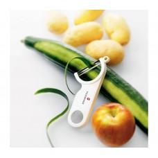 Нож для чистки овощей Victorinox 7.6073.7 Swiss Peeler белый