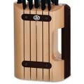 Подставка для ножей Victorinox деревянная 7.7053.0