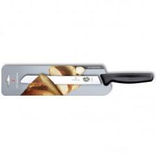 Кухонный нож Victorinox Standard Bread Knife 5.1633.21B для нарезки хлеба в блистере