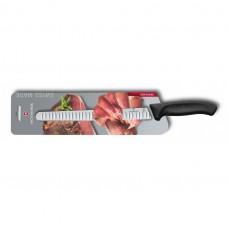 Кухонный нож Victorinox Swiss Classic Slicing Knife 6.8223.25B с воздушными карманами в блистере