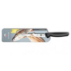 Кухонный нож Victorinox Standard Filleting Knife 5.3803.16B с гибким лезвием в блистере