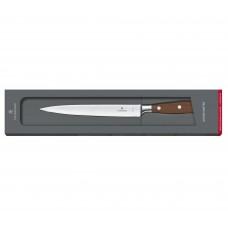 Кованый нож Victorinox Grand Maître Rosewood Filleting Knife 7.7210.20G в подарочной упаковке