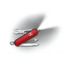 Нож Victorinox SwissLite 0.6228.T полупрозрачный красный
