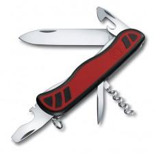 Нож Victorinox Nomad 0.8351.С черный/красный