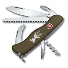 Нож Victorinox Hunter 0.8873.4 оливковый