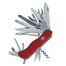 Нож Victorinox WorkChamp 0.9064.XL красный