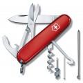 Нож Victorinox Compact 1.3405 красный