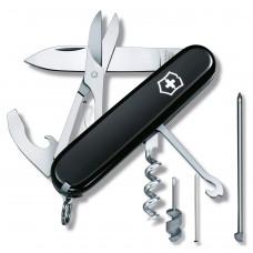Нож Victorinox Compact 1.3405.3 черный