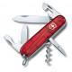Нож Victorinox Spartan 1.3603.T полупрозрачный красный