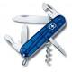 Нож Victorinox Spartan 1.3603.T2 полупрозрачный синий