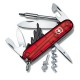 Нож Victorinox CyberTool 29 1.7605.T полупрозрачный красный