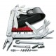 Мультитул Victorinox Swiss Tool X Plus Ratchet 3.0339.L в кожаном чехле