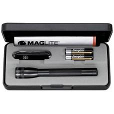 Набор нож Victorinox и фонарь Maglite 4.4023