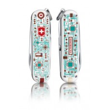 """Нож Victorinox Classic LE 2012 """"Electro Love  """" 0.6223.L1201"""
