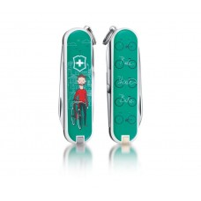 "Нож Victorinox Classic LE 2015 ""Ride Your Bike"" 0.6223.L1508"