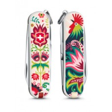 "Нож Victorinox Classic LE 2016 ""Happy Folks"" 0.6223.L1603"