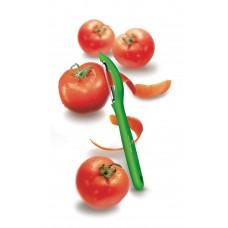 Нож для чистки овощей универсальный Victorinox 7.6075.4 зеленый