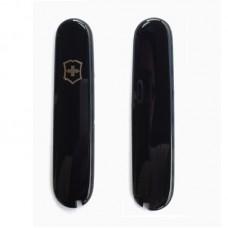 Комплект накладок Victorinox к ножу 84 мм C.2303 без места под штопор, черный