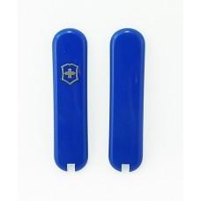 Комплект накладок Victorinox к ножу 58 мм C.6202 синий
