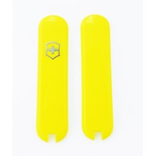 Комплект накладок Victorinox к ножу 58 мм C.6208 желтый