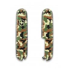 Комплект накладок Victorinox к ножу 91 мм C.3694 Camouflage