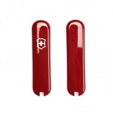 Комплект накладок Victorinox к ножу 58 мм C.6200 красный