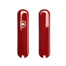 Комплект накладок Victorinox к ножу 74 мм C.6500 красный