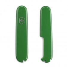 Комплект накладок Victorinox к ножу 91 мм C.3504 зеленый, с местом под ручку