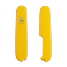 Комплект накладок Victorinox к ножу 91 мм C.3608 желтый