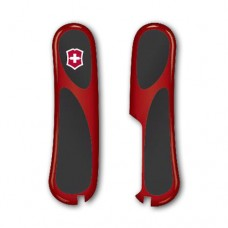Комплект накладок Victorinox к ножу Delemont EvoGrip C.2730 красно-черный