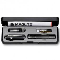 Набор нож Victorinox и фонарь Maglite 4.4014