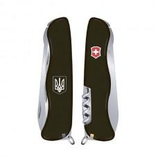 Нож Victorinox Nomad Ukraine 0.8353.3R7 черный