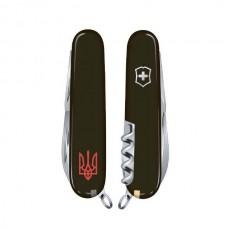 Нож Victorinox Spartan Ukraine 1.3603.3R1R